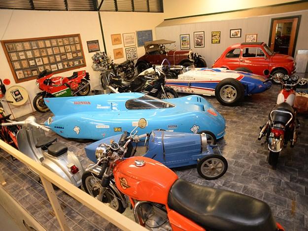 Binalong-motor-museum-fire-sale-LSR-and-Parnelli-roadster.jpg