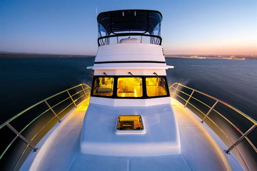 Integrity 380 bow