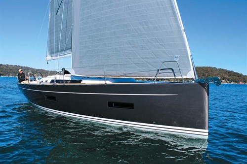 Sails for Solaris boat