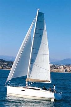 Sails on Jeanneau Sun Odyssey 349
