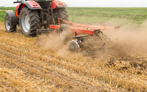 Crop Residue Cultivation