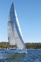 Bavaria 41 yacht