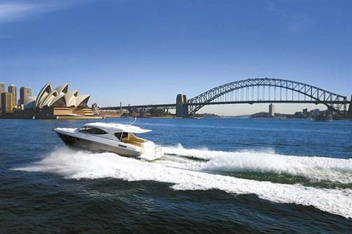 Maritimo S43 in Sydney