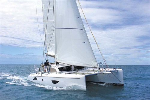 Performance of Outremer 49