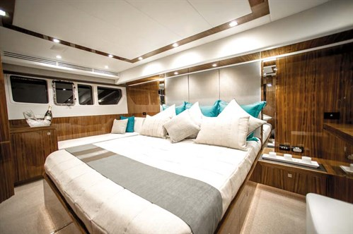 Cabin of Whitehaven 6000