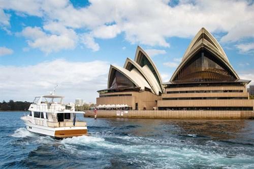 Grand Banks 54 EU in Sydney