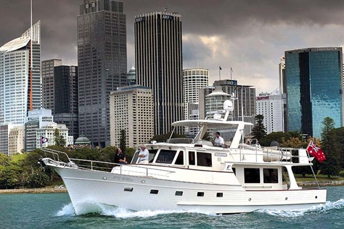 Fleming 55 Pilothouse Motoryacht