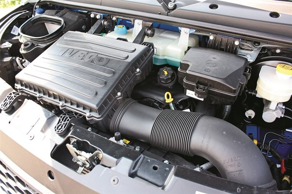 Iveco Daily _2015_engine