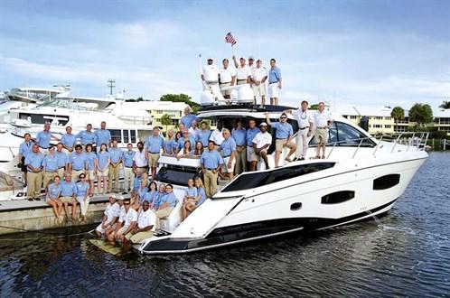 Regal Boats staff