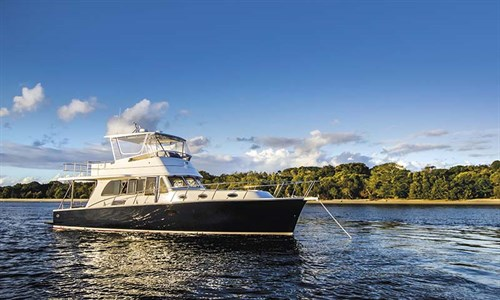Fairway 43 luxury cruiser