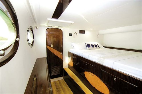 Powerplay 60 cabins