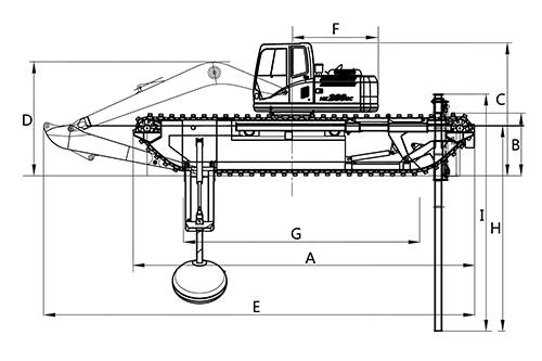 Heking -floating -excavator -plans -main