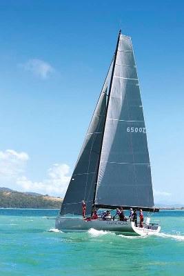 JV 42 grand prix yacht