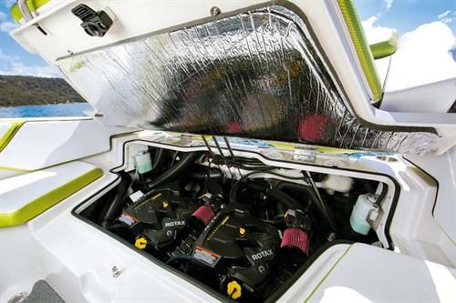 Scarab Rotax engines