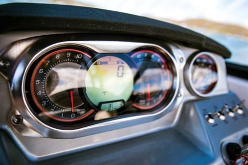 Scarab 215 HO gauges