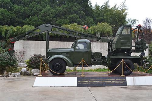 XCMG-China -historical -crane -body -3
