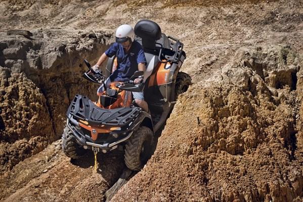CFMoto X550 Downhill