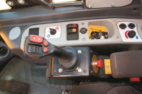 Palazzani PT192 Teleloader 12_door Mechanism
