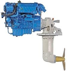 Nanni Diesel N4.38 saildrive