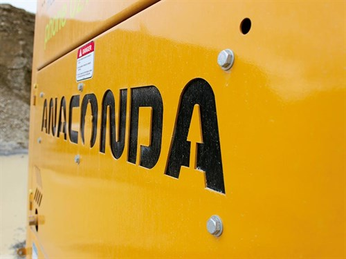 Anaconda -gear -5