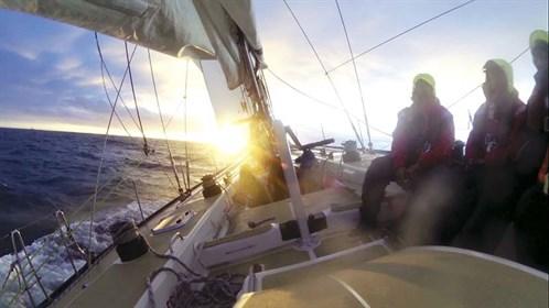 Storm Bay Hobart yacht race