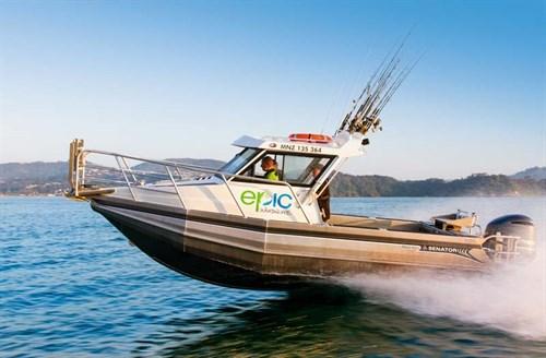 Epic Adventures fishing charter