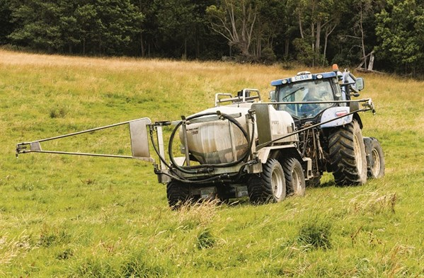 Tow And Fert Multi 4000 Booms