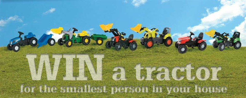 Win -a -tractor