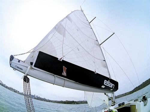 Elan E3 sails
