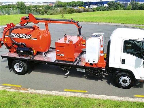 Ditch Witch Truck _6