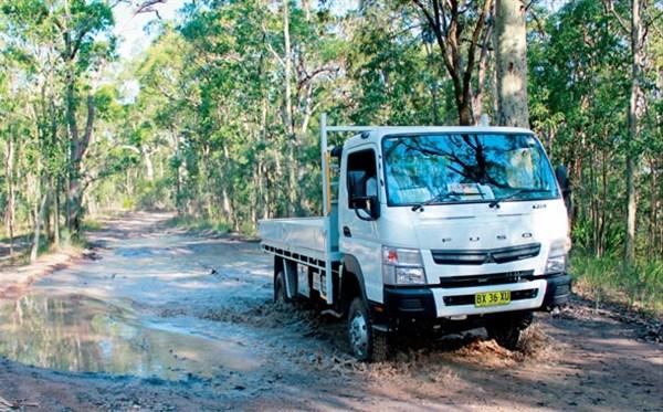 Fuso -Canter -FG,-Mitsubishi ,-truck ,-review ,-ATN