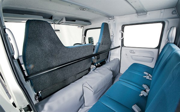Fuso -Canter -FG,-Mitsubishi ,-truck ,-review ,cab 2-ATN