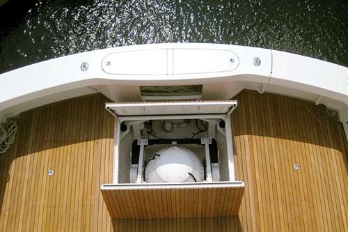 Seakeeper boat stabilizer
