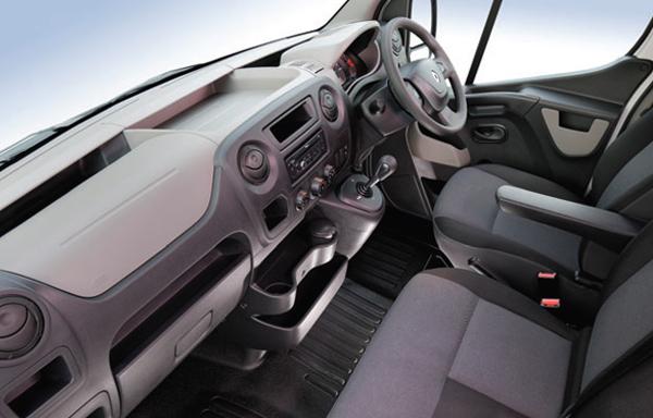 Renault -Master -RWD,-van ,-review ,-ATN4