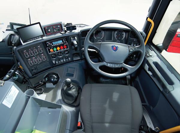 Scania -P320-4x 2-Pumper ,-fire -engine ,-review ,-ATN3