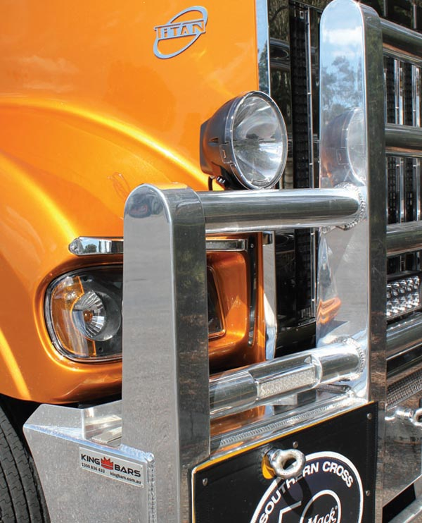 Mack -Titan ,-MP10,-Special -Edition ,-truck ,-review ,-ATN4