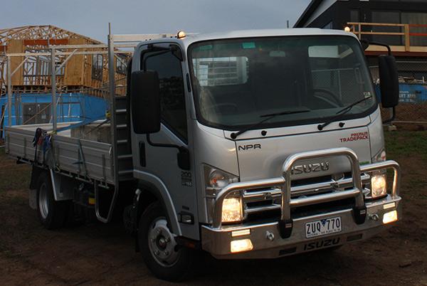 Isuzu ,-NPR200,-tradepack ,-truck ,-review ,-ATN4