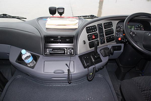 Mercedes -Benz ,-Actros ,-2660LS,-truck ,-review ,-ATN