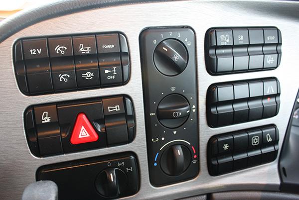 Mercedes -Benz ,-Actros ,-2660LS,-truck ,-review ,-ATN3