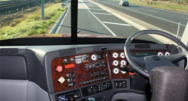 Freightliner ,-Coronado -114,-truck ,-review ,-ATN