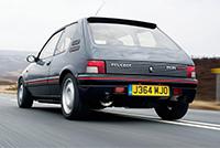 Peugeot -gti