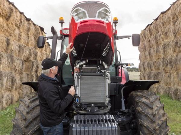 Mc Cormick X7.660 Tractor -engine