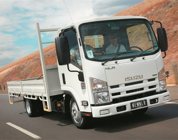 Isuzu ,-F-series ,N-series ,-truck ,-review ,-ATN4