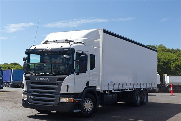 Scania ,-P320,-truck ,-review ,-ATN4