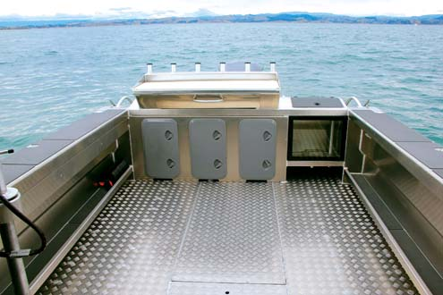 Profile 780HW deck
