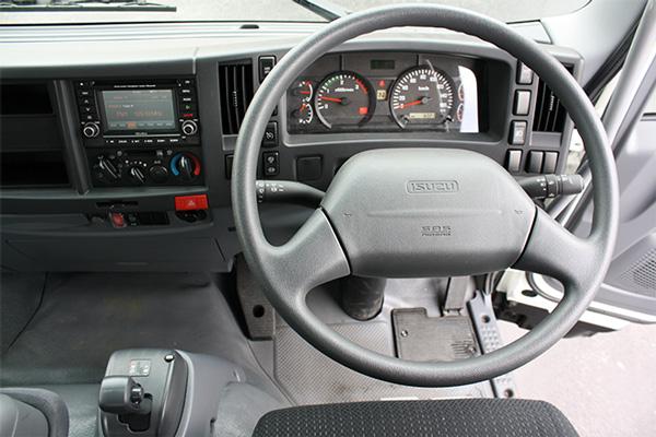 Isuzu ,-Truck ,-FRR-600,-review ,-ATN