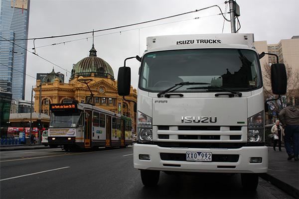 Isuzu ,-Truck ,-FRR-600,-review ,-ATN3