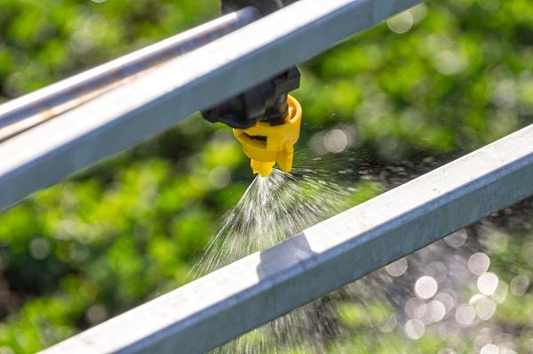 Spraying Tips Delta T