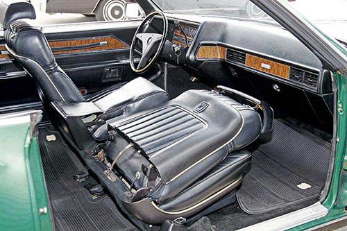 Cadillac -Eldorado -10-500