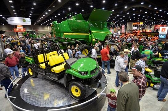 National Farm Macinery Show In Louisville